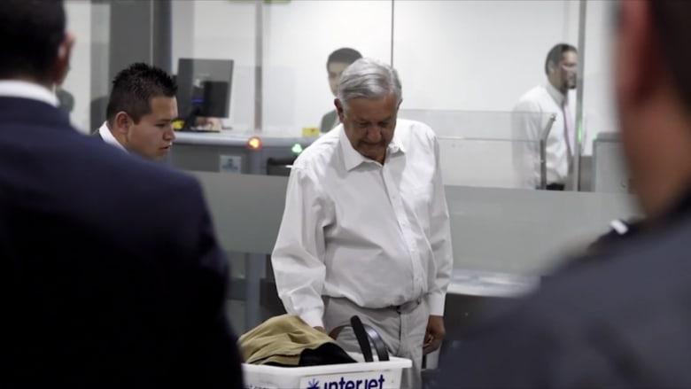 بعد الإعلان عن بيع طائرته.. رئيس المكسيك يتوجه للقاء ترامب في واشنطن عبر رحلة تجارية