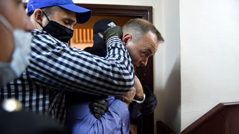 """اعتقال مستشار مدير وكالة الفضاء الروسية بشبهة """"الخيانة العظمى"""".. وصحيفة: اتهام """"سخيف"""""""