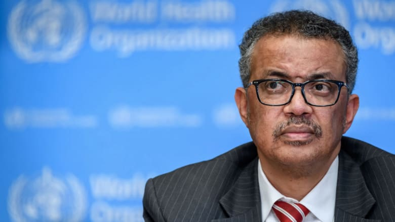 مدير منظمة الصحة العالمية: لا يمكن هزيمة كورونا في عالم منقسم.. ونفتقر إلى القيادة