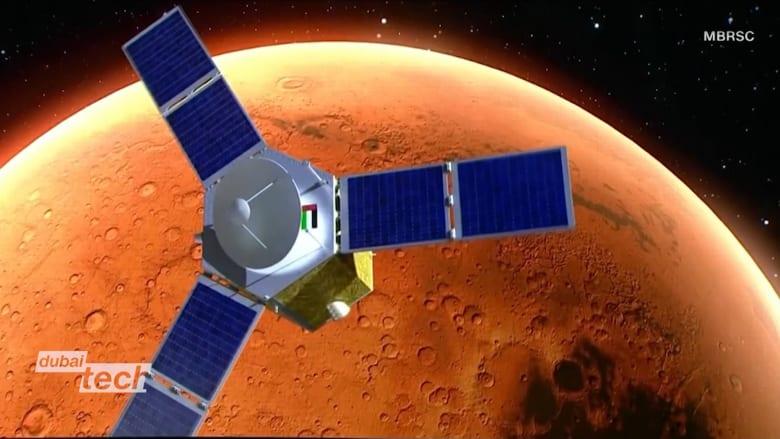 """بعد 6 سنوات من بناء """"الأمل"""".. دولة الإمارات العربية المتحدة ستصنع التاريخ مع أول مهمة بين الكواكب في العالم العربي"""