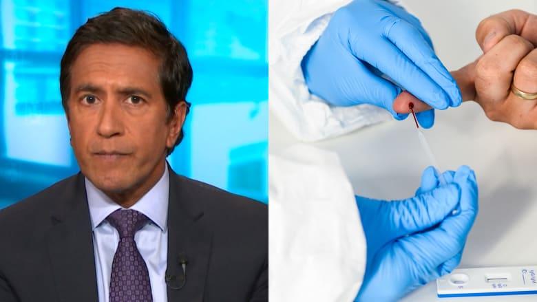 """الدكتور غوبتا يعلق على دراسة """"مقلقة"""" عن الأجسام المضادة لفيروس كورونا"""