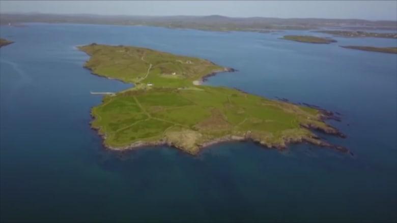 هل تشتري هذه الجزيرة فقط بعد رؤيتها عبر الفيديو؟