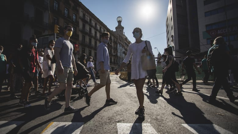 عودة فيروس كورونا في أوروبا.. إسبانيا تواجه عودة ظهور حالات الإصابة بالفيروس بعد رفع أوامر الإغلاق