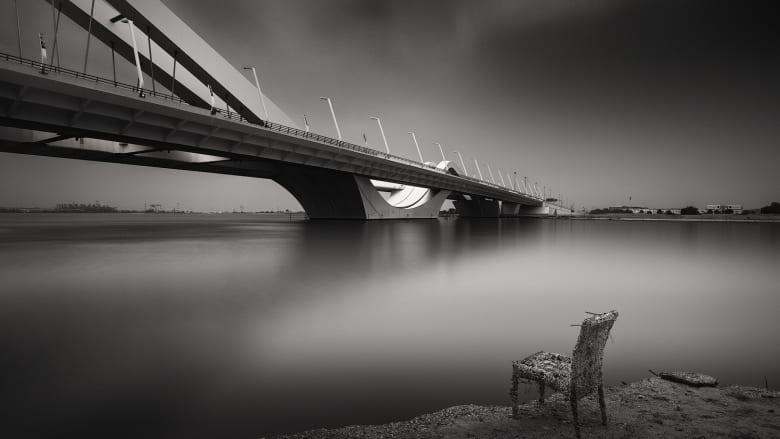 جسر الشيخ زايد في أبوظبي