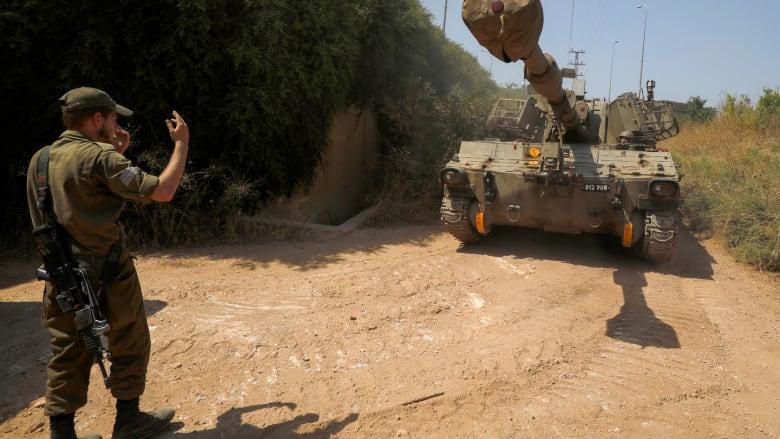 توتر جديد على الحدود.. إسرائيل تعلن سقوط طائرة مٌسيرة في داخل لبنان