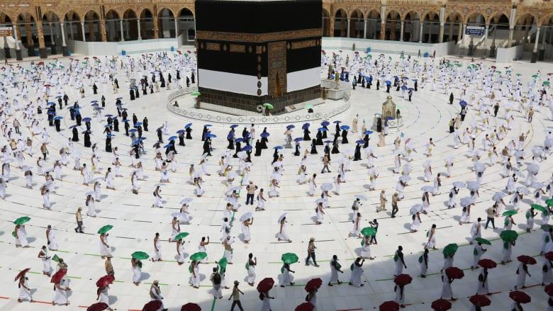 مع انطلاق موسم الحج.. مكة تشهد خدمات صحية مكثفة وغياب الحشود المليونية