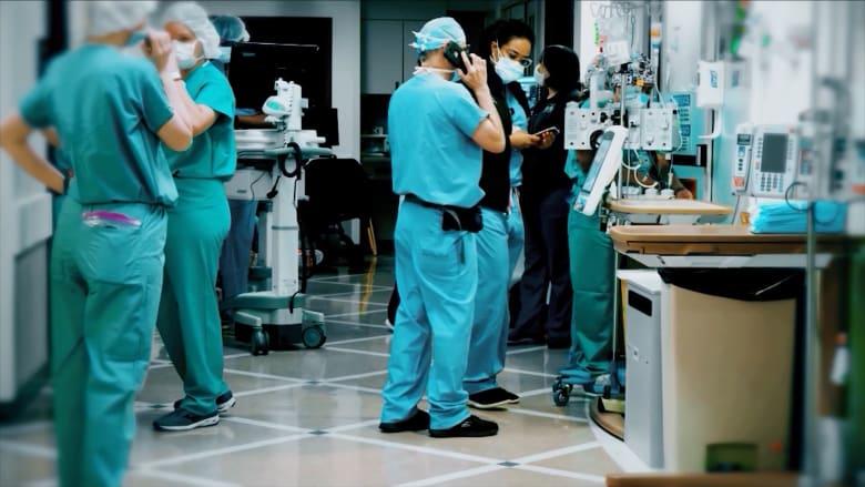 """""""جحيم على الأرض"""".. مرضى فيروس كورونا يصفون الوضع في تكساس بأمريكا"""