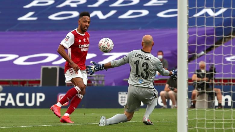 أرسنال يقطف ثمرة التألق بعد العودة ويحقق لقب كأس الاتحاد الإنجليزي على حساب تشيلسي
