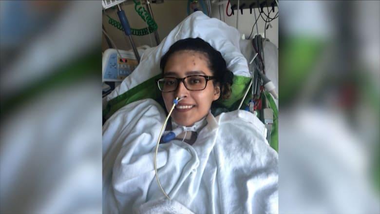 مريضة بفيروس كورونا خضعت لعملية زراعة الرئتين تصف كفاحها مع المرض