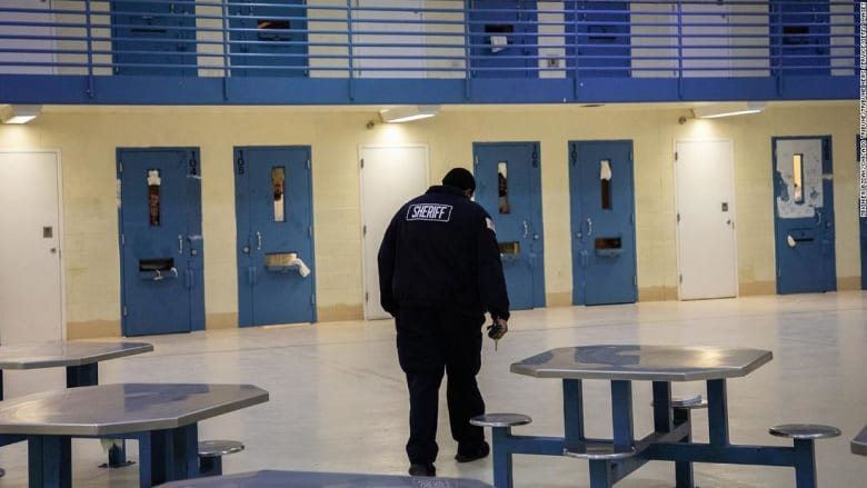 دراسة: السجون يمكنها نقل عدوى فيروس كورونا إلى المجتمعات المجاورة