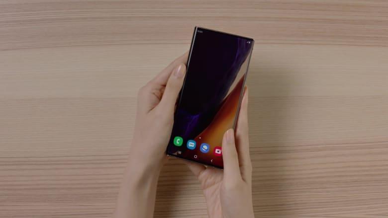 سامسونغ تكشف عن هاتف غالاكسي نوت 20 الجديد.. هذا سعره