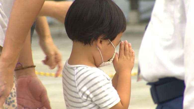 اليابان تدق أجراس السلام في الذكرى 75 لقصف هيروشيما وناغازاكي