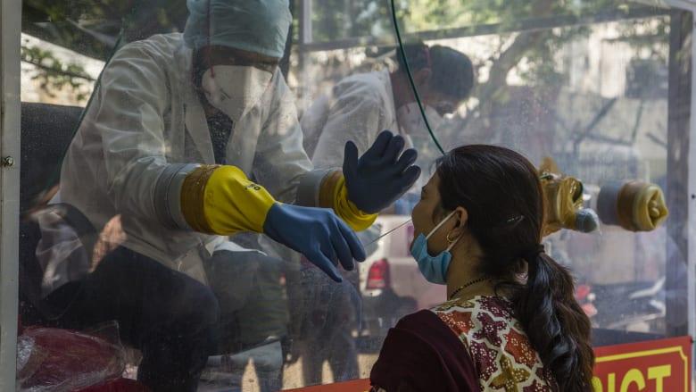الهند تسجل مليوني إصابة بكورونا مع تجاوز مليون حالة في أفريقيا