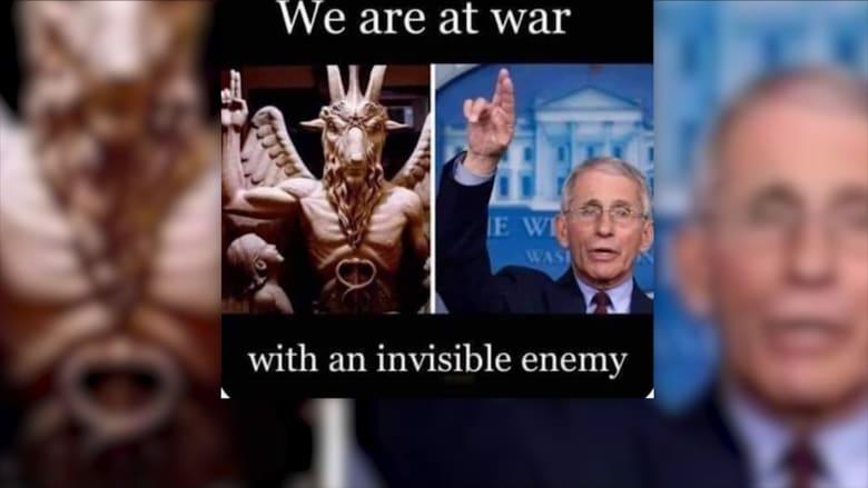يترك وشما رقميا وفاوتشي هو الشيطان.. نظريات المؤامرة تهاجم لقاح كورونا