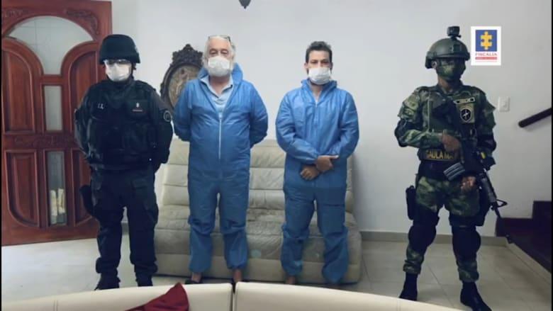 سوقا علاجاً مزيفاً وساماً لكورونا.. كولومبيا تحتجز أمريكيين مطلوبين