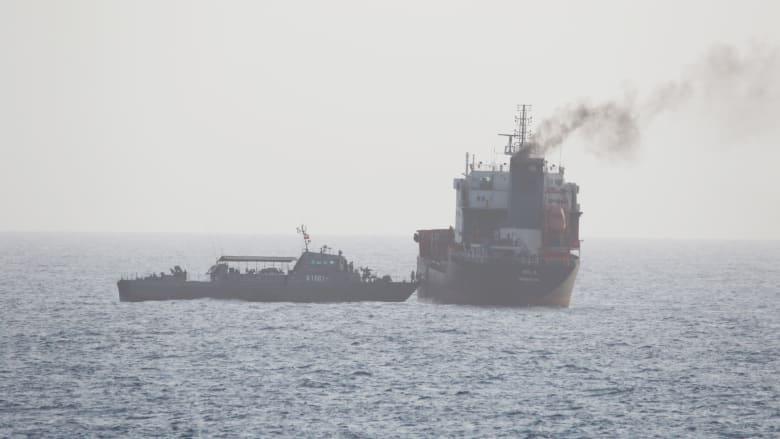 أمريكا تصادر شحنة مليونية من براميل الوقود الإيراني