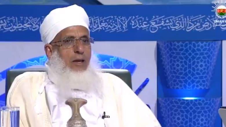 مفتي سلطنة عُمان، أحمد بن حمد الخليلي