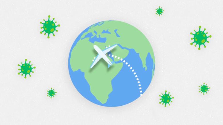 هل من الآمن السفر في إجازة خلال جائحة كورونا؟