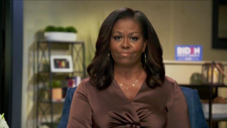 ميشيل أوباما تدعو للتصويت لبايدن: ترامب هو الرئيس الخطأ لبلدنا
