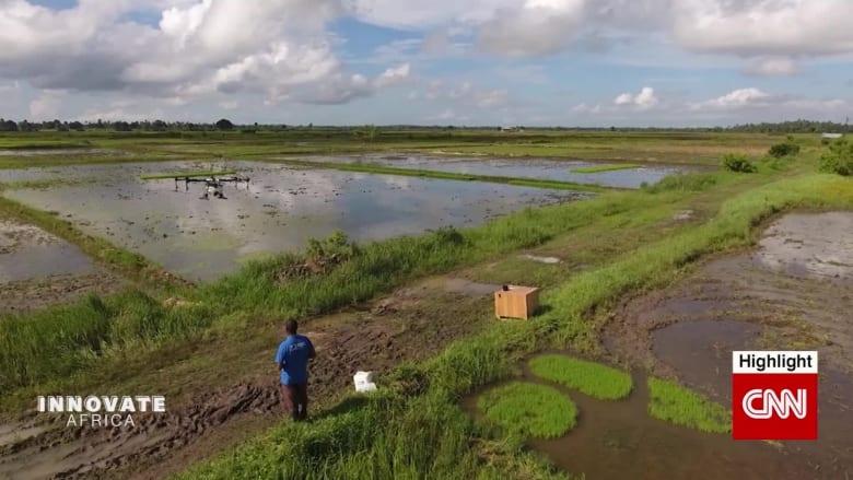 تنزانيا تستخدم طائرات مسيرة لمكافحة الملاريا