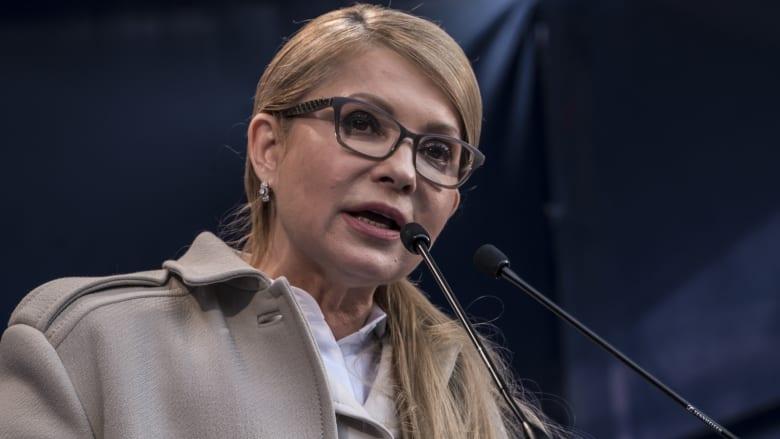 """رئيس وزراء أوكرانيا السابقة في حالة """"خطرة"""" بعد إصابتها بفيروس وكورونا"""