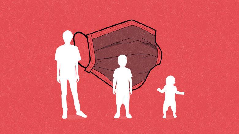 ما هي إرشادات الصحة العالمية بشأن ارتداء الأطفال للكمامات؟