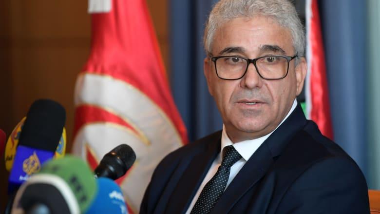 """حكومة الوفاق: وقف وزير الداخلية.. والتحقيق معه في """"تجاوزات"""" مظاهرات طرابلس"""