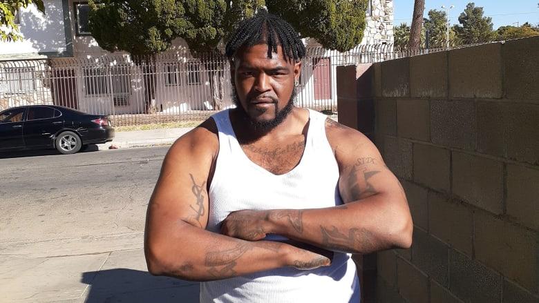 إطلاق نار على رجل أسود يشعل مظاهرات ضد الشرطة في لوس أنجلوس