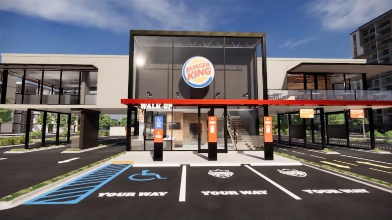 بعد أزمة كورونا.. هذا ما ستبدو عليه مطاعم برجر كنج في المستقبل