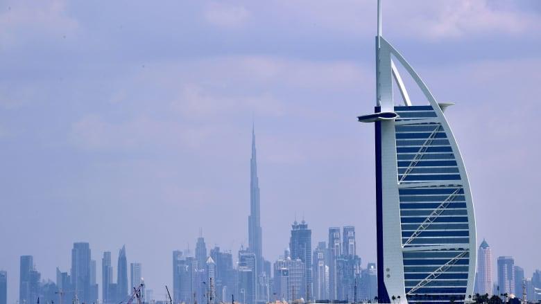 صورة أرشيفية عامة من دبي