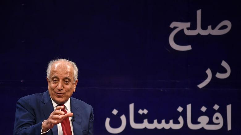 الممثل الأمريكي الخاص لأفغانستان يتوجه إلى قطر قبيل بدء محادثات المصالحة الأفغانية