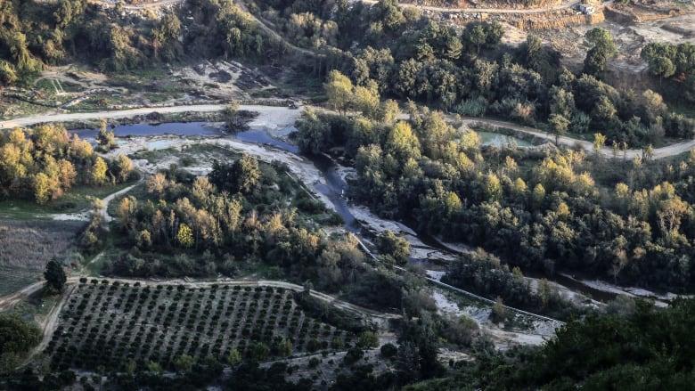 البنك الدولي يلغي تمويل بناء سد بسري في لبنان