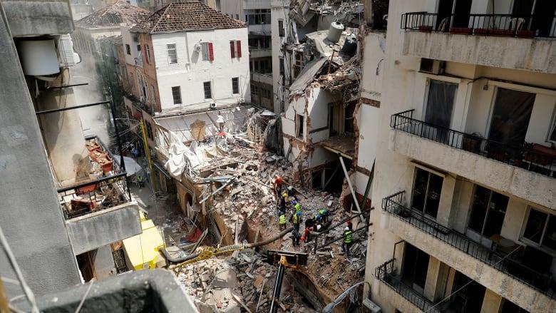 بالأرقام.. هذه أضرار وخسائر أبرز القطاعات العامة في لبنان