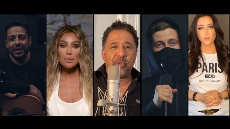 """عشرات الفنّانين رفعوا """"صوت بيروت"""" في حفلٍ خاص لم يقتصر على الغناء فقط"""