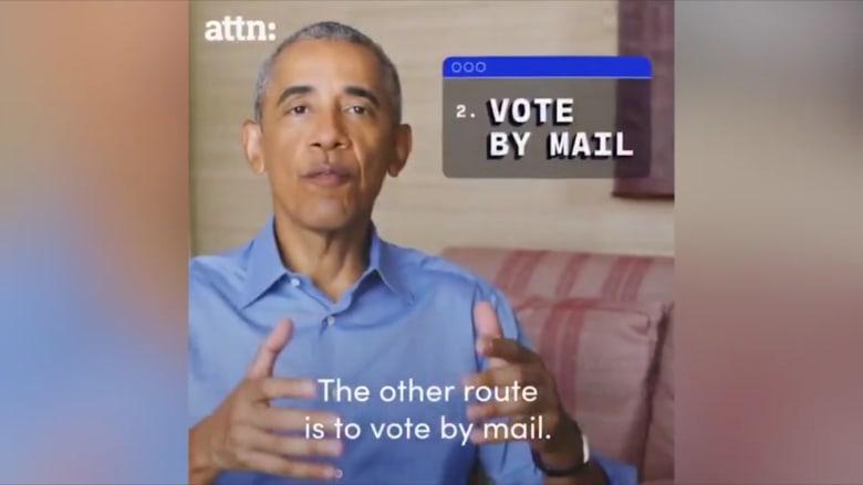 أوباما يحث الشباب على التصويت: أنتم تلعبون دورا محوريا
