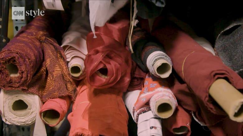 ماذا يحدث لنفايات الأقمشة لدى العلامات التجارية؟ هذه الشركة توفر الحل