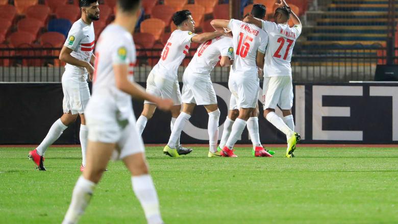 خسارة الزمالك من أسوان تهدي الأهلي لقب بطولة للدوري المصري