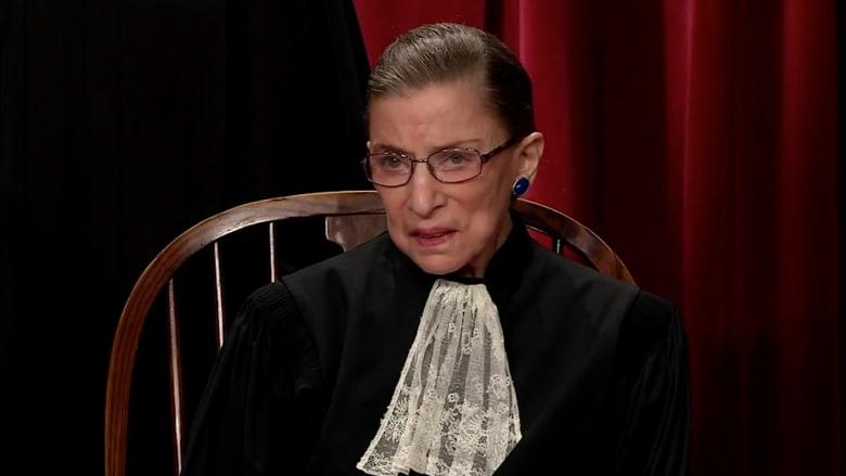 استمع إلى مقتطفات من خطابات قاضية المحكمة العليا الراحلة روث بادر جينسبيرغ