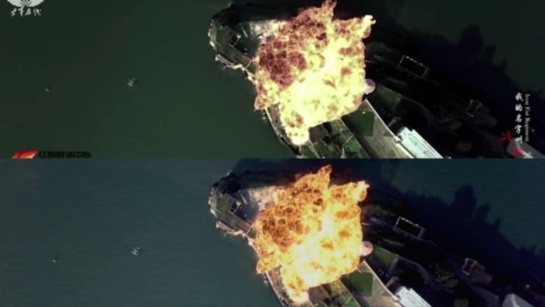 شاهد.. هل استخدمت الصين لقطات أفلام هوليوود بفيديو ترويجي؟