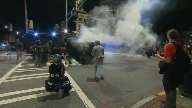 إطلاق نار على شرطيين وسط الاحتجاجات على قضية بريونا تايلور