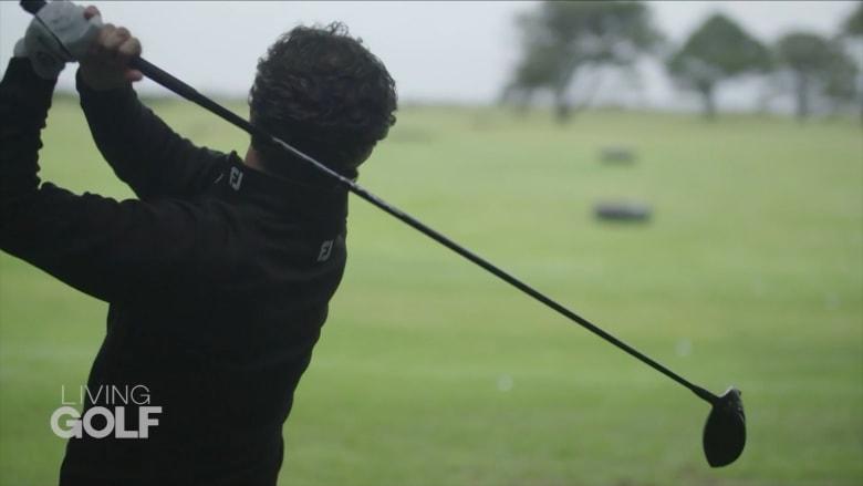 كيف يحقق لاعبو الغولف مسافات بعيدة؟ السر يكمن في المضرب