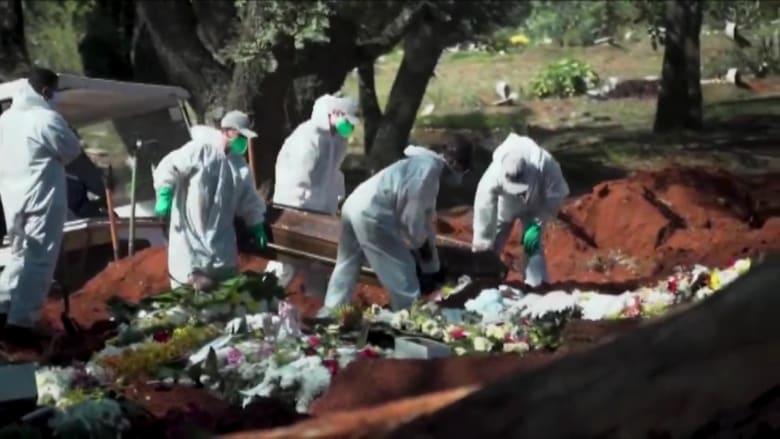 حصيلة وفيات فيروس كورونا حول العالم تتجاوز المليون