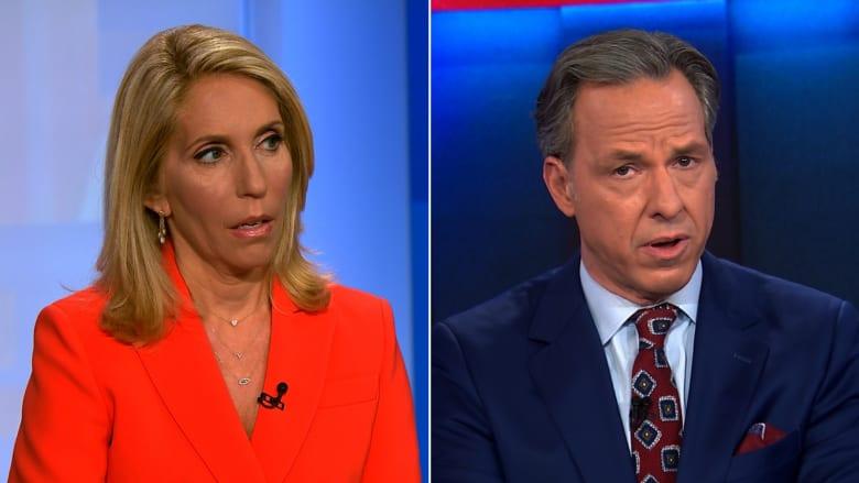 """""""لقد كانت فضيحة"""".. شاهد رد فعل مراسلي CNN بعد أول مناظرة بين ترامب وبايدن"""