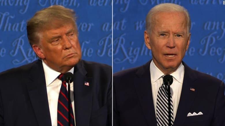 المناظرة الرئاسية تثير القلق بين حلفاء أمريكا.. والسبب؟