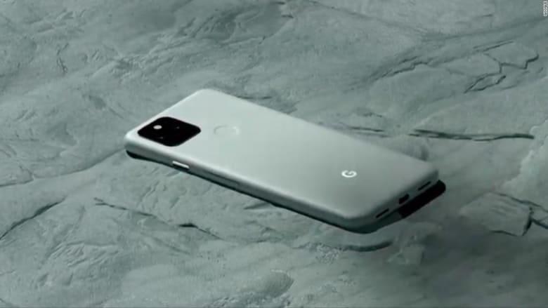 غوغل تطرح هواتفها الجديدة بشبكات الجيل الخامس.. هذا سعرها