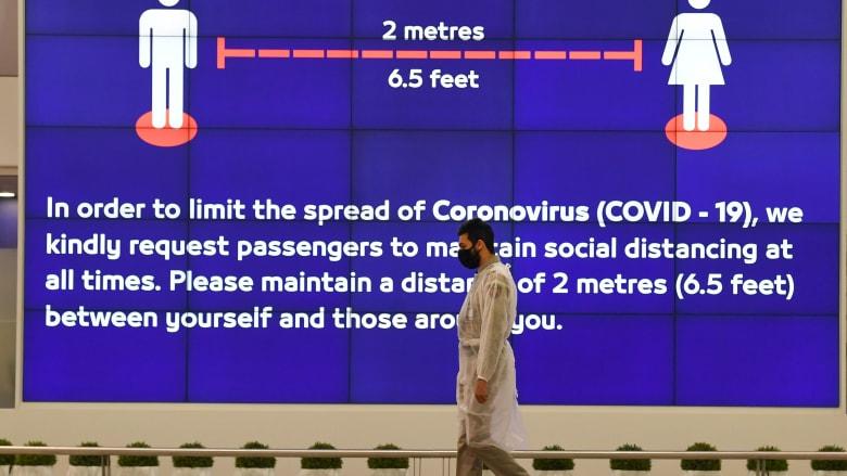 دبي تعلن تعديلا جديدًا في بروتوكول السفر من وإلى الإمارة