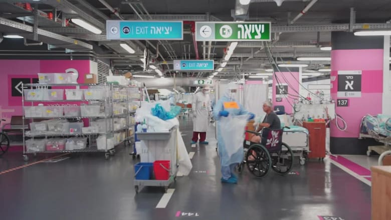 ملجأ من القنابل والحرب البيولوجية على عمق 18 مترا يصبح أكبر مستشفى تحت الأرض لمواجهة كورونا