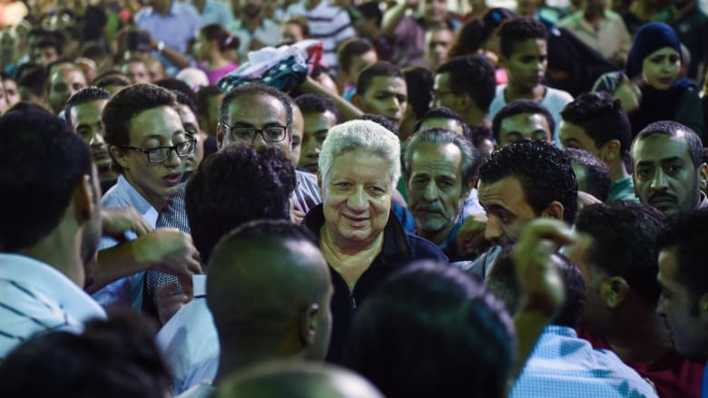 مصر: قرار بإيقاف رئيس نادي الزمالك 4 سنوات.. ومرتضى منصور يرد