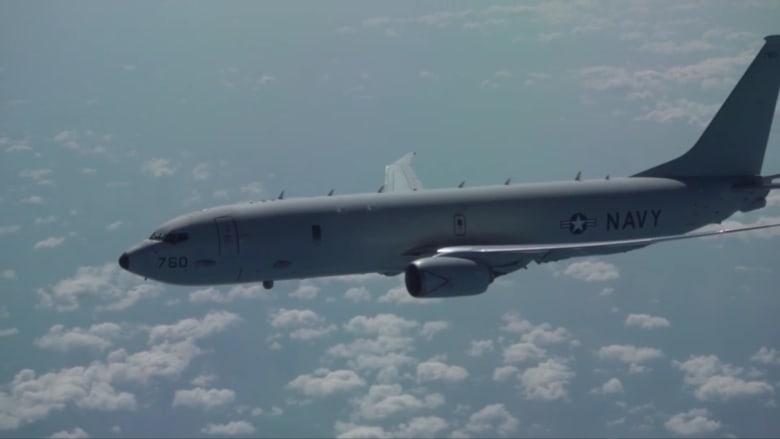حصرياً.. CNN على متن طائرة أمريكية خلال اعتراضها من مقاتلة روسية في سماء البحر الأسود