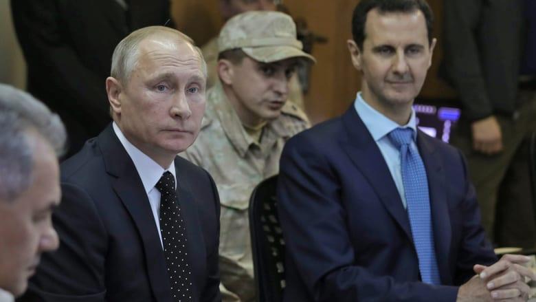وسائل إعلام روسية: بشار الأسد يعرب عن رغبته في التطعيم بلقاح سبوتنيك - V